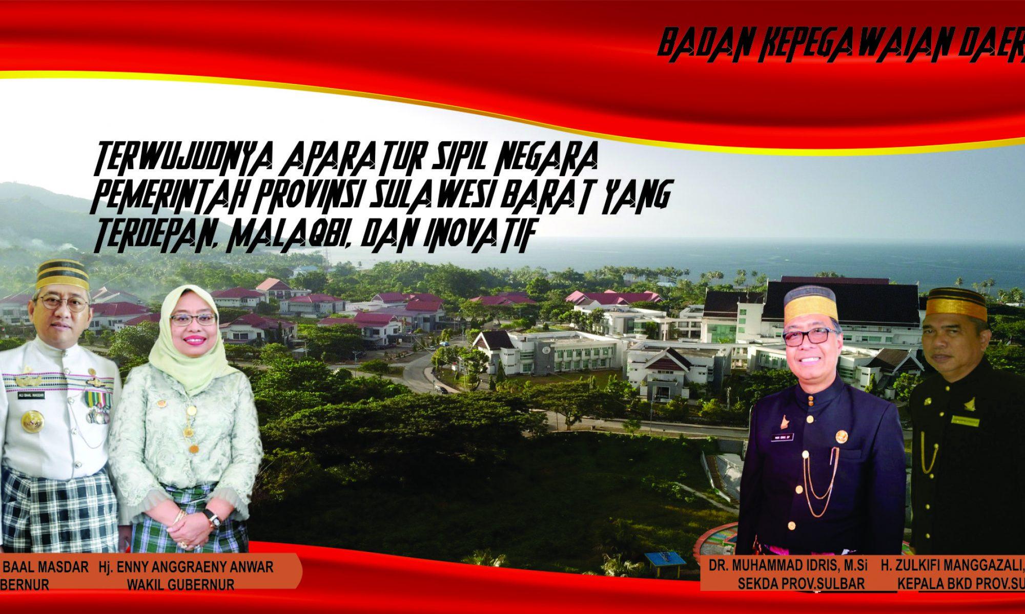 Badan Kepegawaian daerah